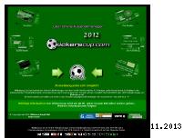 Ranking Webseite kickerscup.de