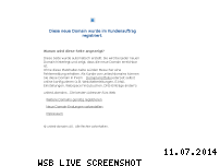 Informationen zur Webseite kiel-streets.de