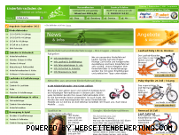 Ranking Webseite kinderfahrradladen.de