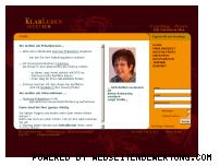 Informationen zur Webseite klarleben.de