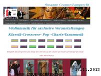 Ranking Webseite klassiknachmass.de