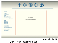 Informationen zur Webseite kleine-spirituelle-seite.de