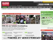 Ranking Webseite kleinezeitung.at