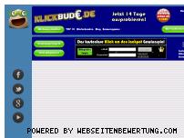 Ranking Webseite klickbude.de