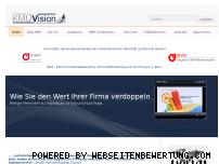 Ranking Webseite kmu-vision.de