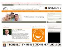 Ranking Webseite kolping.de