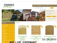 Ranking Webseite krawex.de