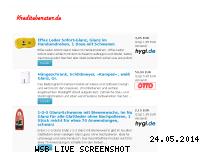 Informationen zur Webseite krediteberater.de