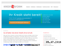 Informationen zur Webseite kreditinform.de