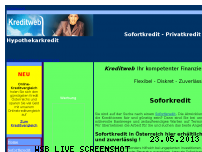 Ranking Webseite kreditweb.at