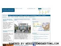 Ranking Webseite kreiszeitung-wesermarsch.de