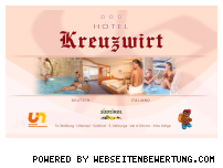 Ranking Webseite kreuzwirt.it