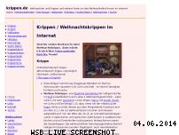 Ranking Webseite krippen.de