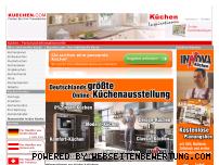 Ranking Webseite kuechen.com