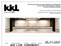 Ranking Webseite kuechenservice.info