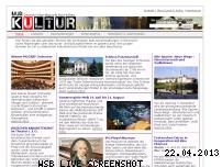 Ranking Webseite kunst-kultur.at