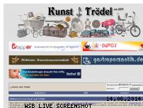 Informationen zur Webseite kunst-und-troedel.info