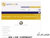 Informationen zur Webseite kunstkopie.de