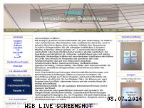 Informationen zur Webseite kunststoffschilder.org