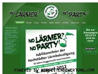 Ranking Webseite laermbelustigung.de