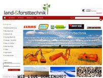 Informationen zur Webseite landtechnik.or.at