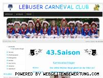 Ranking Webseite lcc-lebus.pytalhost.de