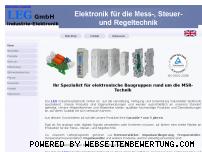 Ranking Webseite leg-gmbh.de