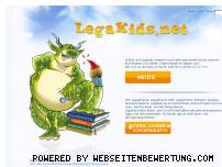 Ranking Webseite legakids.net