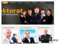 Ranking Webseite lektoren-service.bplaced.net