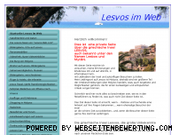 Ranking Webseite lesvos-im-web.de