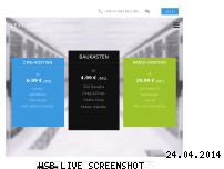 Informationen zur Webseite lexyhost.de