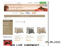 Ranking Webseite lieblingsbett.de