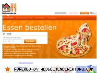 Informationen zur Webseite lieferservice.de