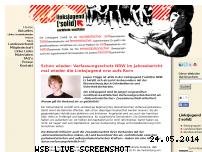 Ranking Webseite linksjugend-solid-nrw.de