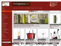 Informationen zur Webseite livingtools.de