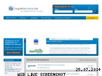 Informationen zur Webseite logistikplatz.de