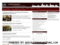 Ranking Webseite lokalmagazin.info
