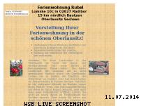 Informationen zur Webseite lomske.de