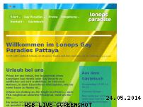 Informationen zur Webseite lonops-paradise.de