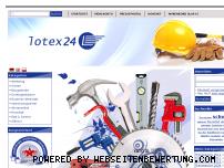 Ranking Webseite lotex24.de
