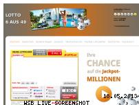 Ranking Webseite lotto-schwaben.de