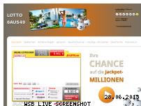 Ranking Webseite lotto-stuttgart.com