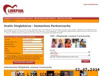 Informationen zur Webseite lovepool.de