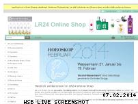 Informationen zur Webseite lr24-online-shop.de