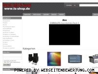 Ranking Webseite ls-shop.de