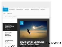 Informationen zur Webseite luftfahrt-community.de