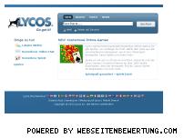 Ranking Webseite lycos.de