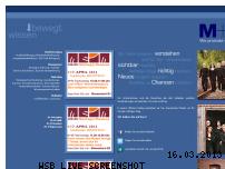 Ranking Webseite m-plus-m.de