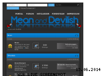 Ranking Webseite mad-forum.de