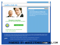 Ranking Webseite mafia-club.de